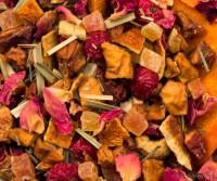 Persimone Pfirsich milder Früchtetee