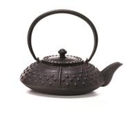 Teekanne Wutai Gusseisen schwarz 0,55 Liter