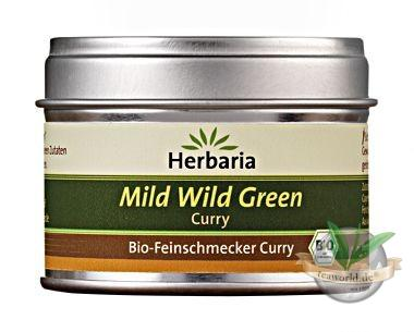 Bio Mild Wild Green Curry