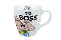 Becher Asterix - Characters - Big Boss