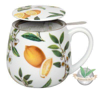 Tea for you - My favourite tea Schwarzer Tee-Becher