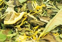 Bio Zitrone-Rosmarin - Weißer Tee
