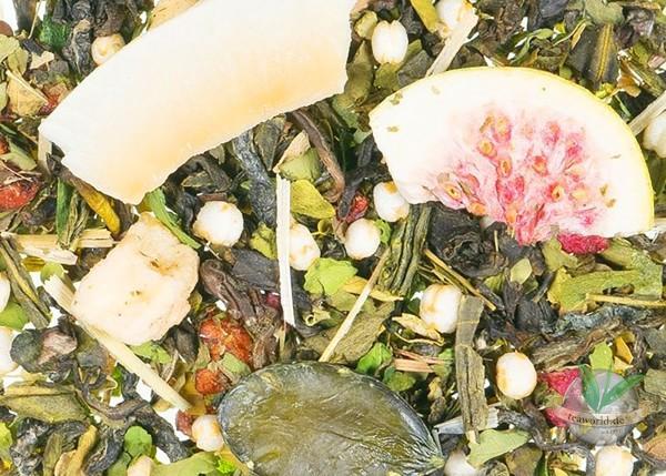 Green Bowl natürlich - Grüner Tee