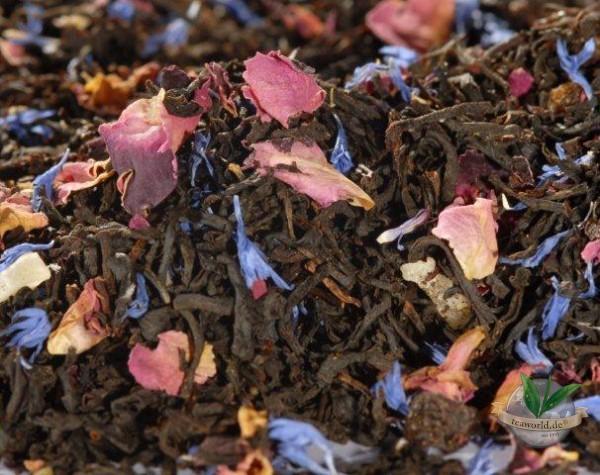 Rosengarten Schwarzer Tee