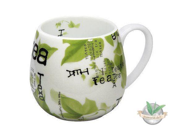 Kuschelbecher Tea Collage