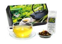 4x50g Weißer Tee Probierpaket (aromatisiert) - Tee kaufen leicht gemacht