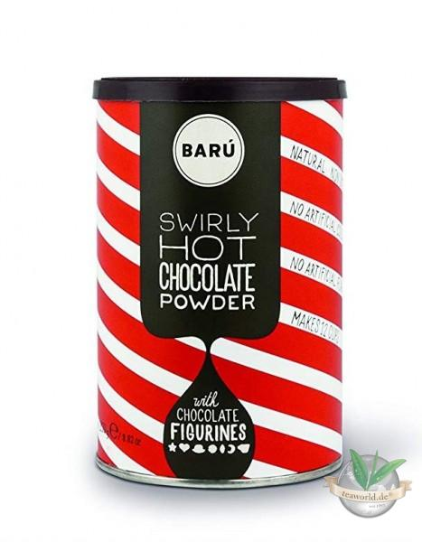 BARU Swirly Chocolate Powder & Schokofiguren 250 g
