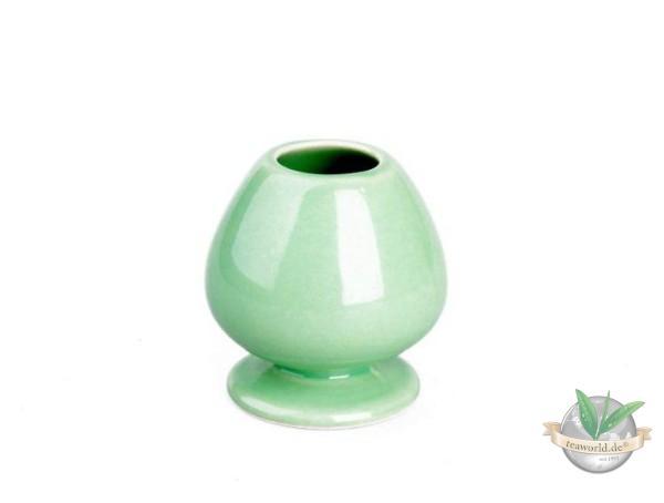 Matcha-Besen-Halter hellgrün von Maoci