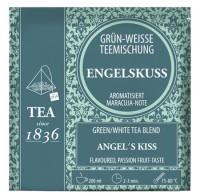 Weiß-/Grüntee Engelskuss aromatisiert 50 Pyramidenbeutel im Sachet à 3 g