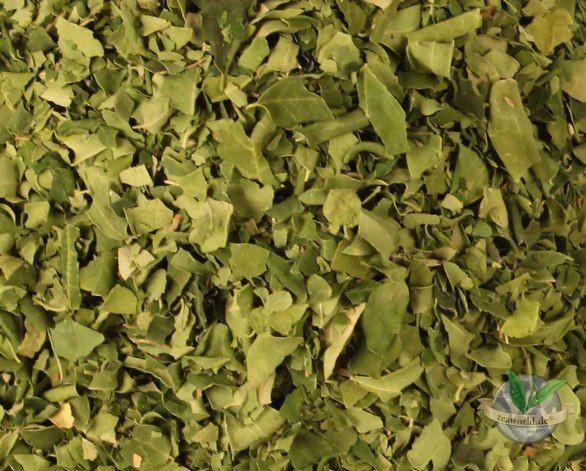 Moringablätter natur, geschnitten