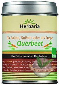 Querbeet Bio Gemüsebrühe Herbaria