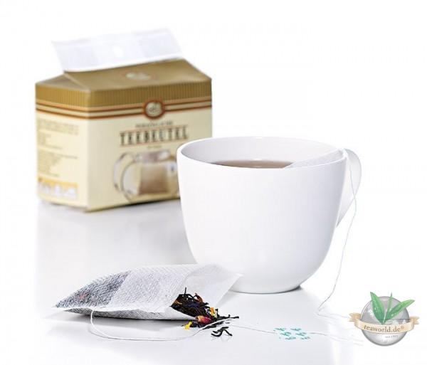 Persönliche Teebeutel Polypropylen 64 Stück pro Packung