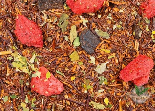 Erdbeer Sahne Rotbuschtee