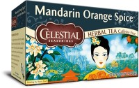 Mandarin Orange Spice - 20 Teebeutel - Celestial Seasonings Tee Früchtetee