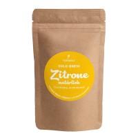 Cold Brew Zitrone natürlich - Früchtetee