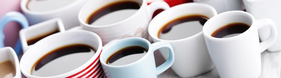 Banner-Image Kaffeetassen