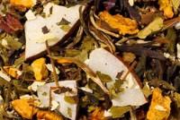 Kokosnuss-Trüffel - Weißer Tee