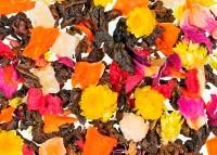 Blumentempel® natürlich - Oolong Tee mit Fruchtstücken