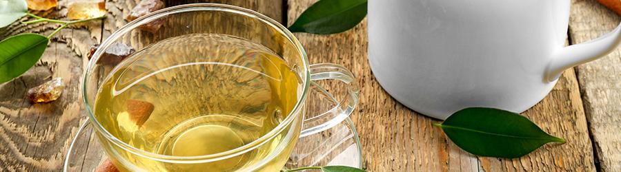 Banner-Image Weißer Tee