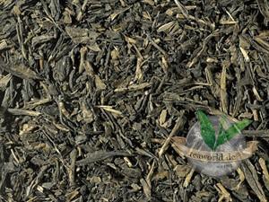 Grüner Tee China Sencha entkoffeiniert
