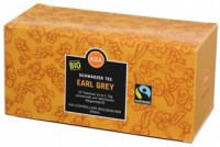 Bio Fairtrade Earl Grey Schwarztee Teebeutel 24x2g