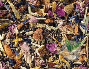 Bio Farbenvielfalt Kräutertee ohne Zusatz von Aroma