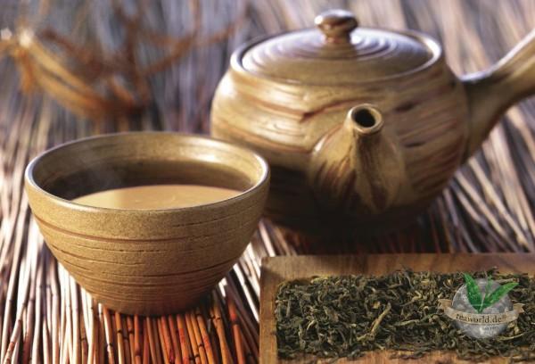 Bio Pu Erh Tee aus China