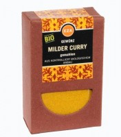Bio Curry mild 30g kbA