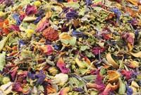 Blütentanz Kräutertee ohne Zusatz von Aroma