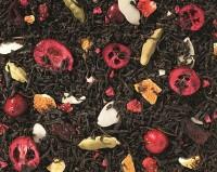 Santa Berry Himbeer/Cranberry Schwarzer Tee aromatisiert