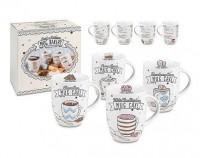Könitz Mug Bakery 4er Set mit Rezepten