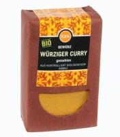 Bio Curry würzig gemahlen 30g kbA