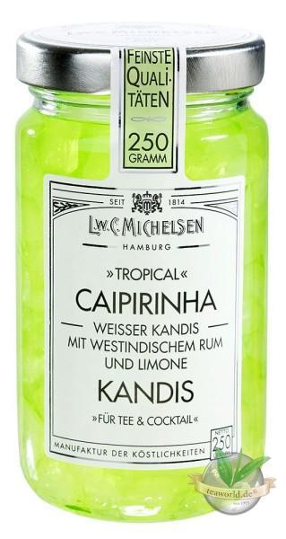 Caipirinha Kandis - weisser Kandis mit Limone & Rum