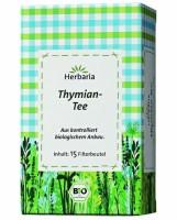 Bio Thymian-Tee Filterbeutel von Herbaria