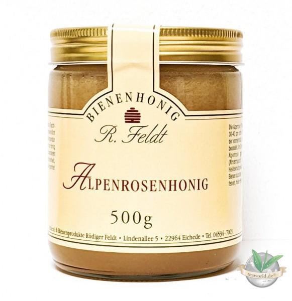 Alpenrosen Honig 500g