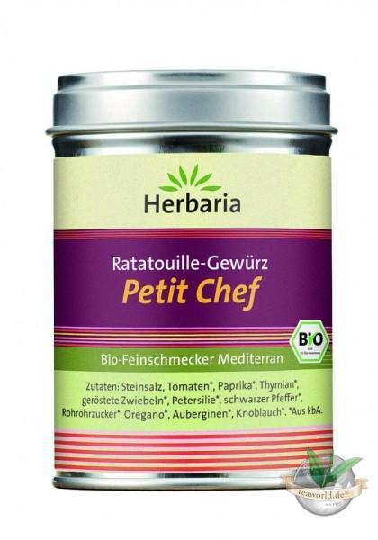 Bio Petit Chef für Ratatouille