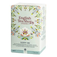 English Tea Shop - Sleepy Me, BIO Wellness-Tee, 20 Teebeutel