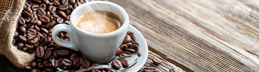 Banner-Image Espresso Bohnen