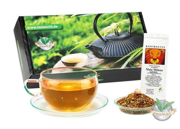 8x50g Rooibostee Probierpaket - Tee kaufen leicht gemacht