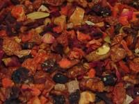 Pflaume Marzipan - milder Früchtetee