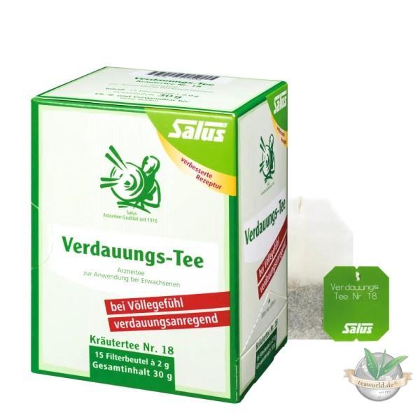 Verdauungs-Tee - Salus® - 15 Filterbeutel - Arzneitee