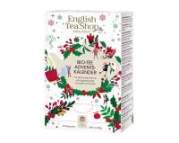 English Tea Shop - Kleiner Bio-Tee Adventskalender, 24 Teebeutel