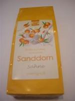 Sanddorn Rotbuschtee mit feinem Sahnegeschmack