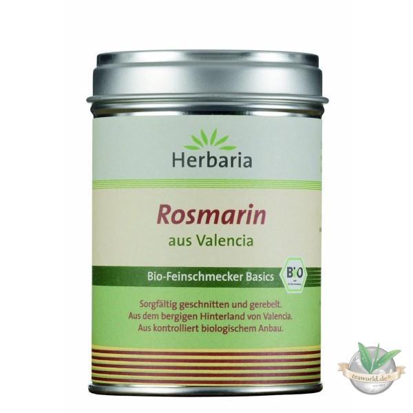 Bio Rosmarin geschnitten aus Araucanien in Süd-Chile