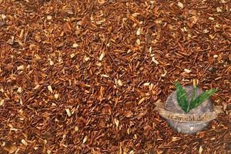 Rumkugeln im Schnee - Rotbuschteemischung, aromatisiert