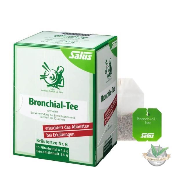 Bronchial-Tee Salus® - 15 Filterbeutel Arzneitee