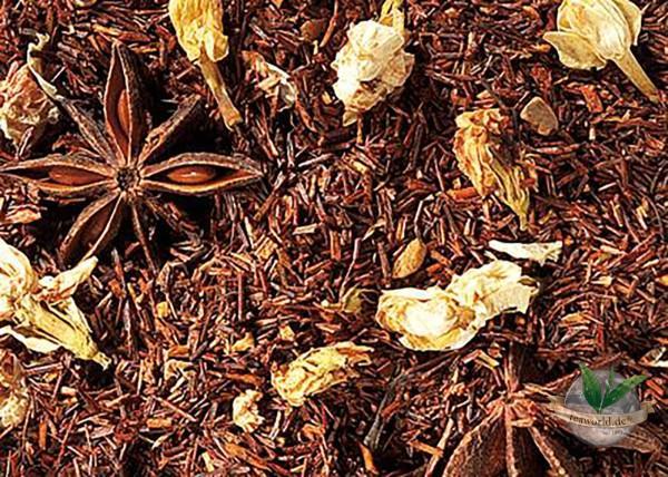 Orientalische Nacht Vanille-Zimt - Rotbuschtee