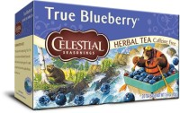 True Blueberry 20 Teebeutel Früchtetee - Celestial Seasonings Tee -kurzes MHD