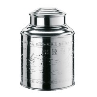 Tea Caddy, silber 200g