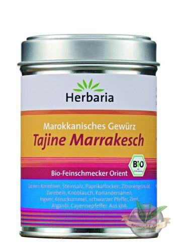 Bio Tajine Marrakesch Marokkanische Gewürzmischung